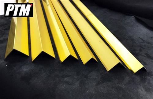 Tham khảo các mẫu sản phẩm nẹp sàn nhựa hợp kim nhôm tại PTM