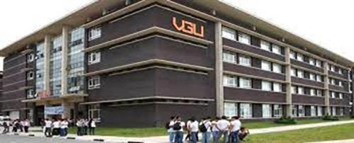 Công ty Nẹp Trang Trí PTM đồng hành cùng Trường Đại học Việt Đức (VGU) - Bến Cát, Bình Dương