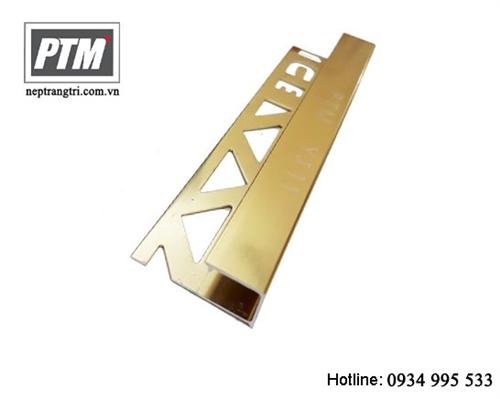 Nẹp trang trí góc vuông PTM – bảo vệ cạnh góc tường tuyệt vời!