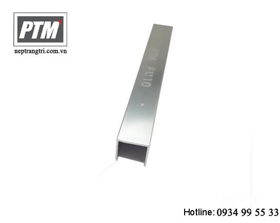 Nẹp chữ U 10mm - FU10