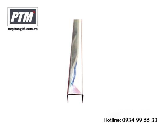 Nẹp inox chữ U 10mm - IU10 inox 304